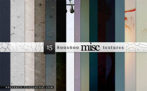 31 paquetes con texturas de alta calidad