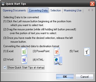 Convierte tus ficheros PDF a otro tipo de documento