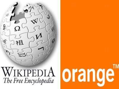 Acuerdo de Wikipedia y Orange en contenidos para el móvil e Internet