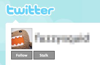 Espía a otros usuarios de Twitter sin que ellos lo adviertan con TweetStalk