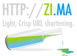 Acorta tus URL largas con Zi.ma