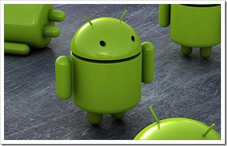Android Market abre sus puertas para sus usuarios