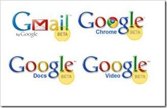 ¿Cuál es el motivo por el cuál Google posee la gran mayoría de sus servicios en fase Beta?
