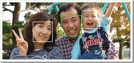 ¿Cómo funciona el reconocimiento facial en las cámaras digitales?