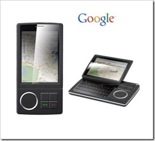¿Google Phone + Android + HTC + T-Mobile?