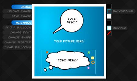Agrega cuadro de diálogos a tus imágenes de forma rápida