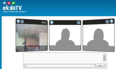 Videoconferencia sin protocolos en Ekko Tv