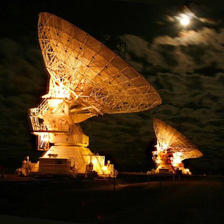 Explora las galaxias con World Wide Telescope