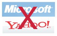 Final para las negociaciones entre Microsoft y Yahoo!, ahora es el turno de Google