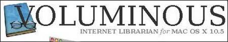 Organiza y comparte tus libros de dominio público con Voluminosos