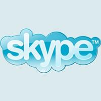 Skype presente en algunos dispositivos móviles
