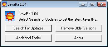 Actualiza a la nueva versión de Java directamente con JavaRa