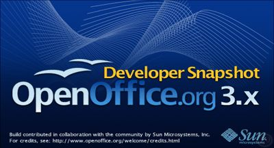 Algunas novedades del futuro Open Office 3