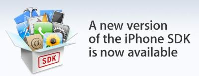 Apple libera hoy la segunda beta del iPhone SDK