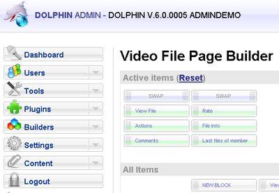 Crea una red social con Dolphin
