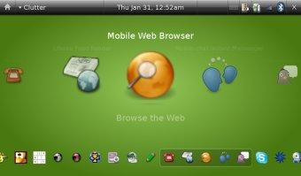 Ubuntu Mobile: interfaz totalmente táctil, código abierto y otra revolución a la vista