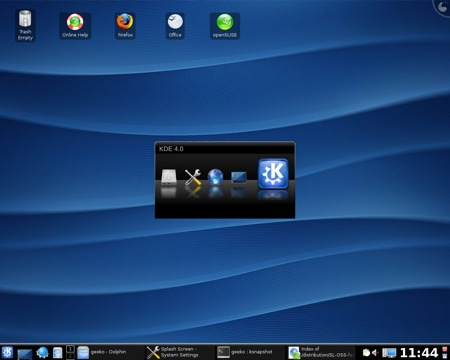 OpenSUSE 11 Alpha 2, publicada