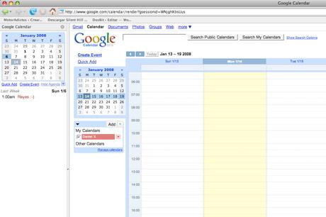 Integra Google Calendar en Firefox de manera rápida y sencilla