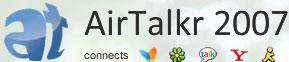 AirTalkr, mensajería instantánea funcionando con AIR