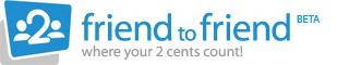 Friend2friend, recomienda productos online y gana dinero con ello