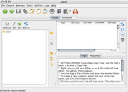 JaBack, programa copias de seguridad en Mac OS X
