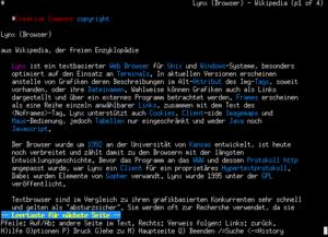 Cómo es posible ver un vídeo de YouTube en modo texto en Linux