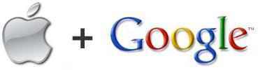 Apple y Google, los rumores corren