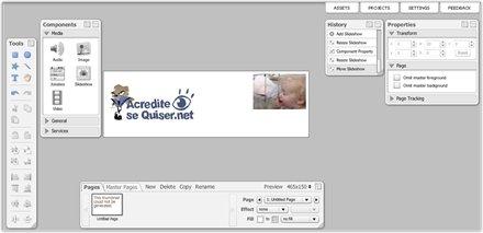 Sprout - Herramienta de creación de banners y widgets