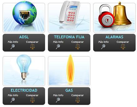 mybestoption.es - Comparador de tarifas de ADSL, gas, luz, teléfono y alarmas