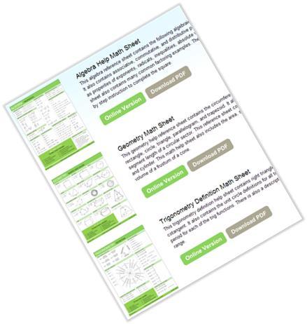 eCalc - Álgebra, Cálculo, Trigonometría y Geometría en la Web