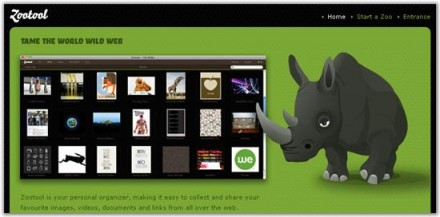 ZooTool - Guardar tus vídeos, imágenes, enlaces y textos favoritos