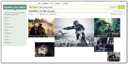 Jinni - Excelente forma de encontrar tu película ideal
