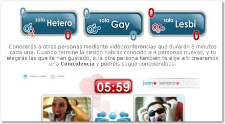 tligo - Portal de citas con videochat