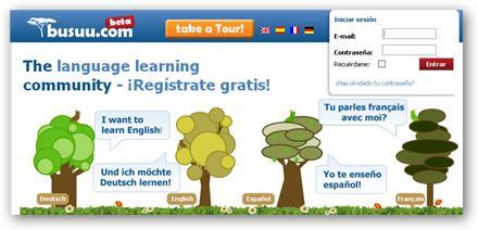 busuu - Excelente forma de aprender idiomas en Internet