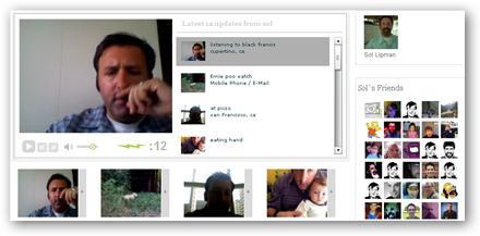 12seconds - Sistema de microblogging con video