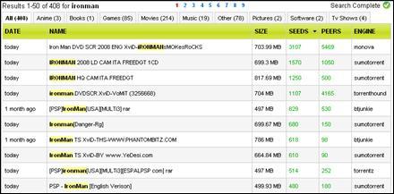 NowTorrents - ¿el mejor buscador de torrents?